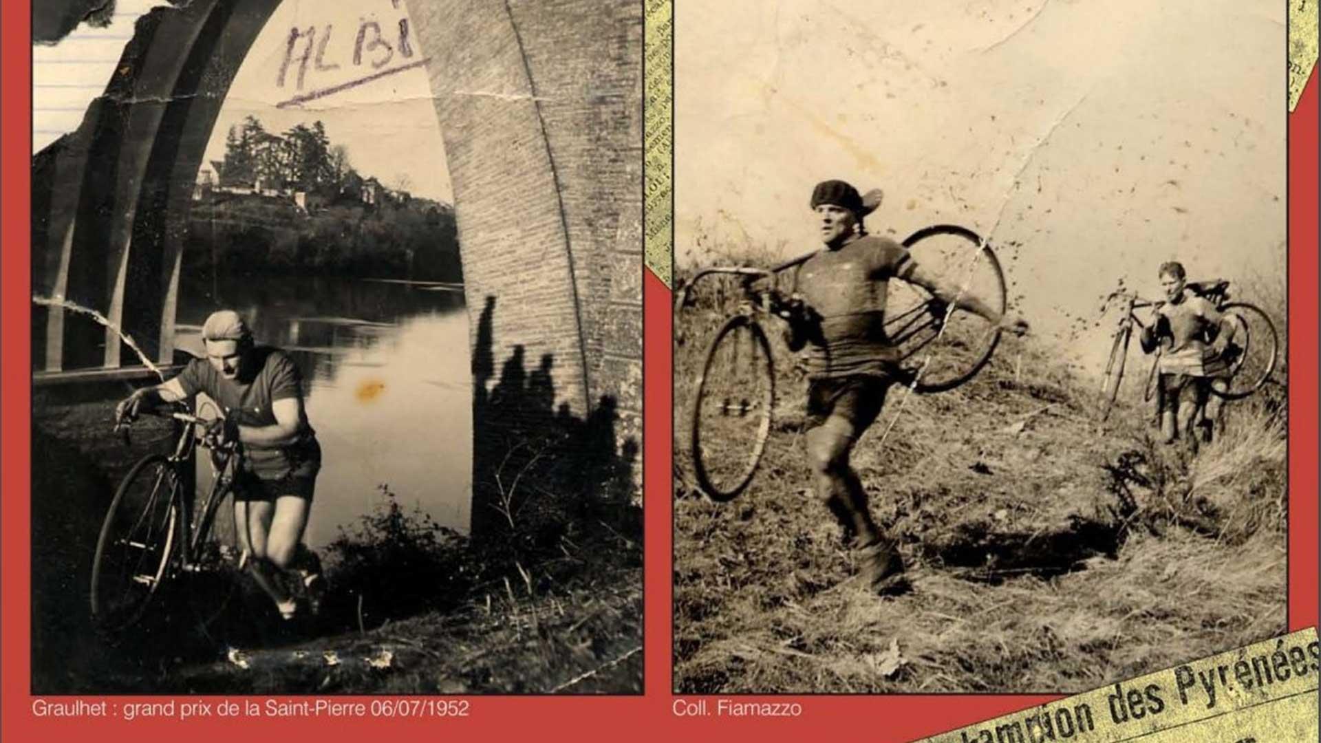 Histoire de la course de vélo