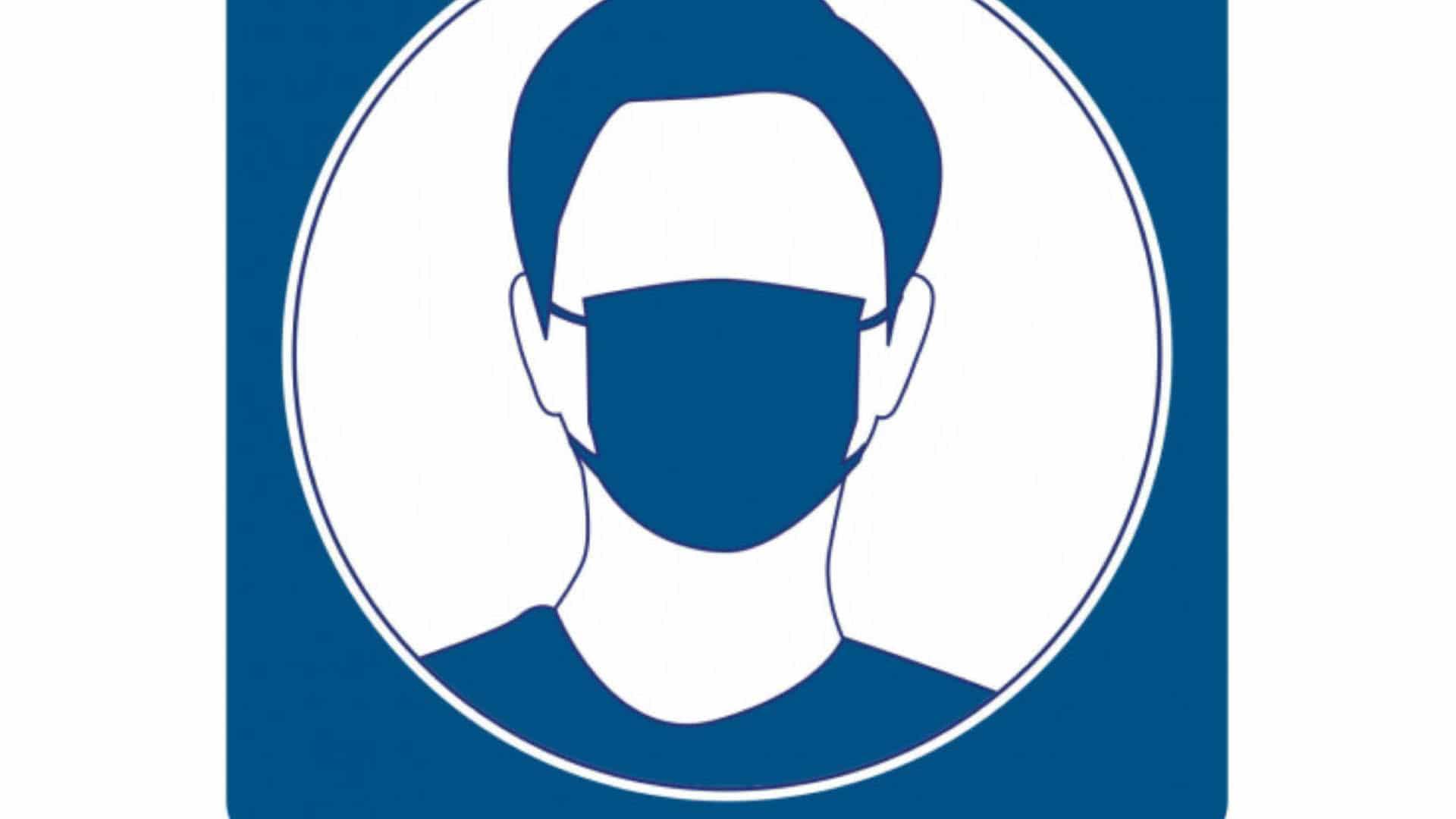 pictogramme port du masque