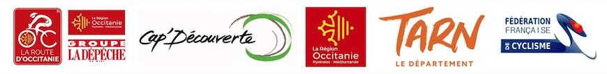 logos route d'occitanie