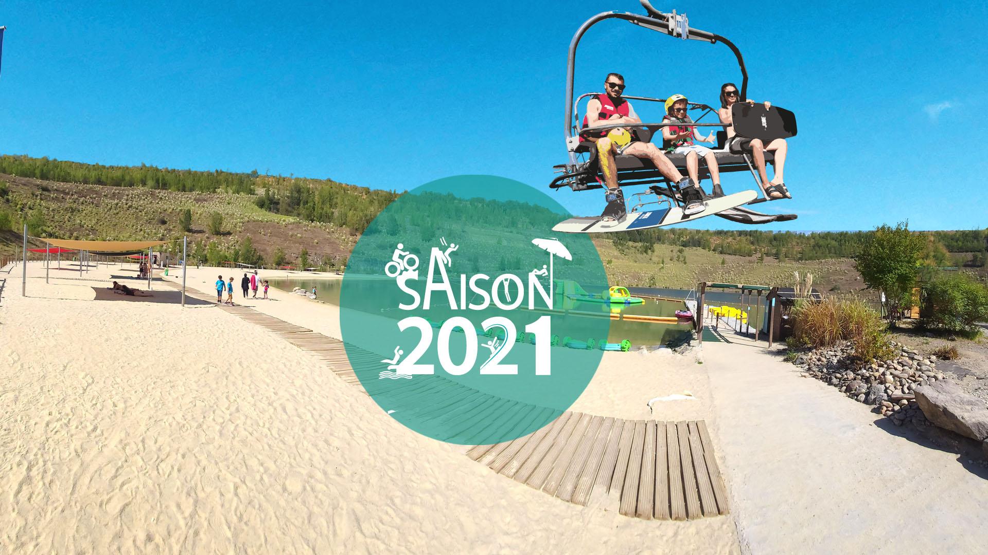 plage de Cap'Découverte activités estivales 2021