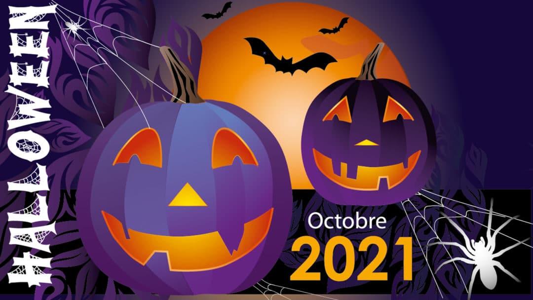 Halloween à Cap'Découverte